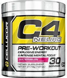 neuro c4 top pre workout supplements