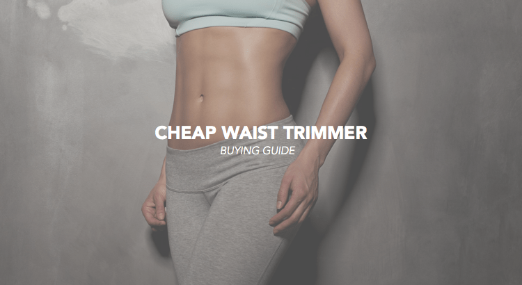 8 Cheap Waist Trimmer