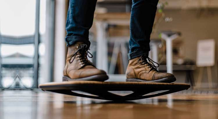 Best Standing Desk Balance Board