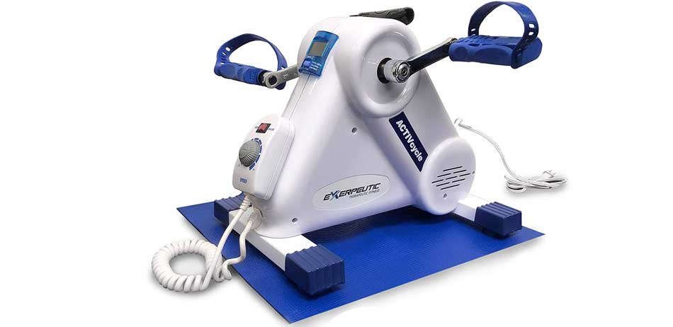 Exerpeutic Motorized Leg and Arm Pedal Exerciser