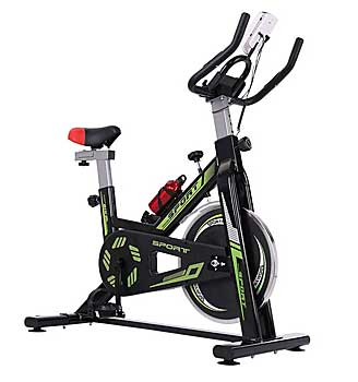 Leikf Indoor Folding Exercise Cycling Bike